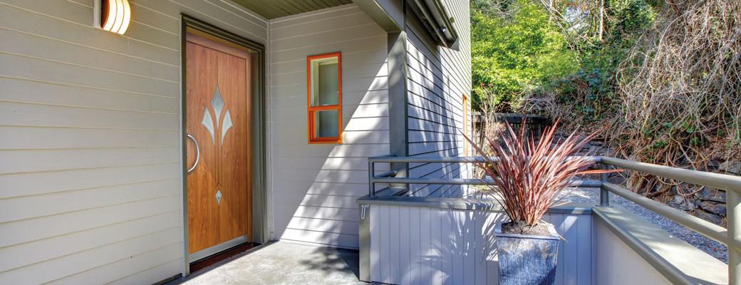 Víte jak si správně vybrat vchodové dveře?