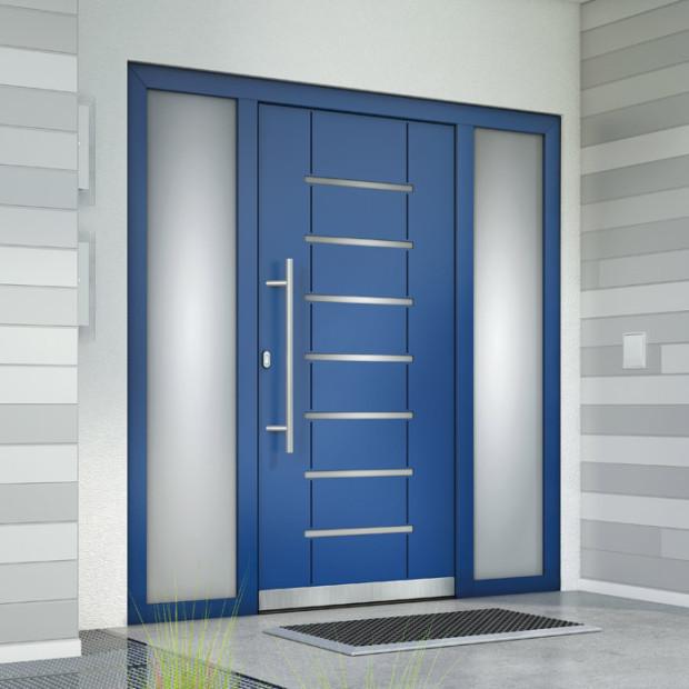 Hliníkové vchodové dveře PERITO Suzette