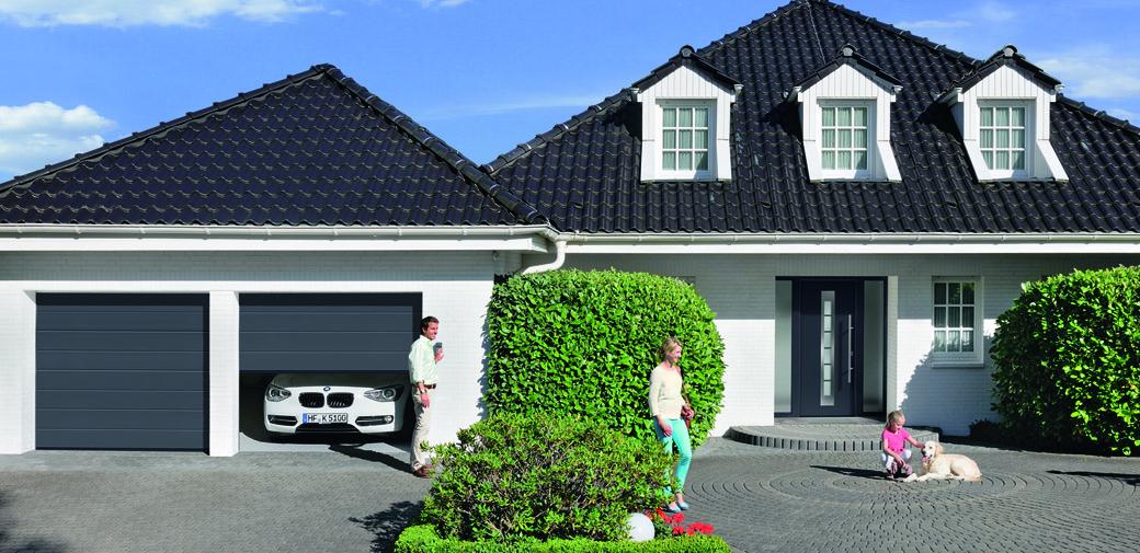S vraty a dveřmi Hörmann můžete do konce roku ušetřit až 30 %