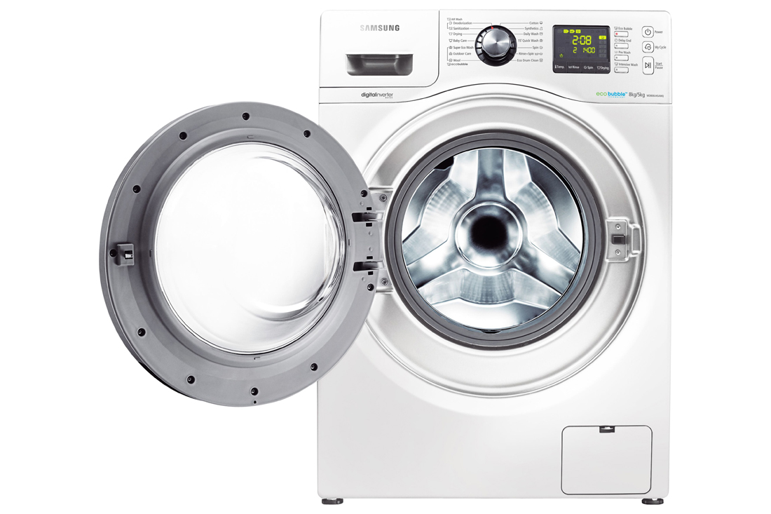 Nová pračka se sušičkou od Samsungu: dokonalá péče o prádlo a úspora času v jednom