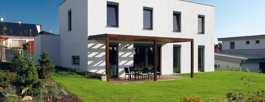 Funkčně vyřešený rodinný dům v Lysé nad Labem