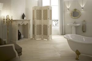 Orient, baroko, industriál, minimalismus a romantika – 5 tváří koupelny