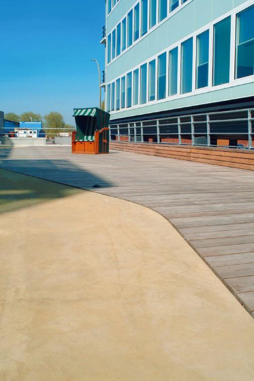Litý beton v zahradě: Ladí s moderním stylem bydlení