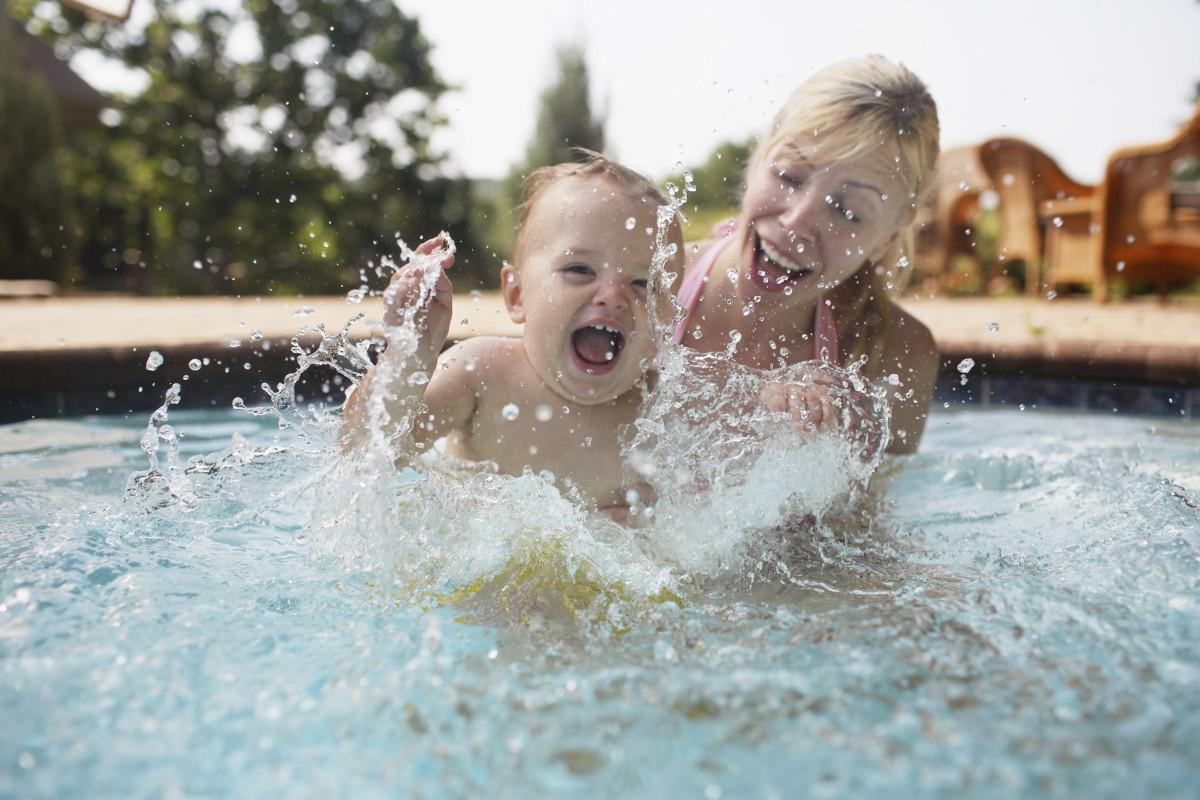 Jak si užít léto u bazénu