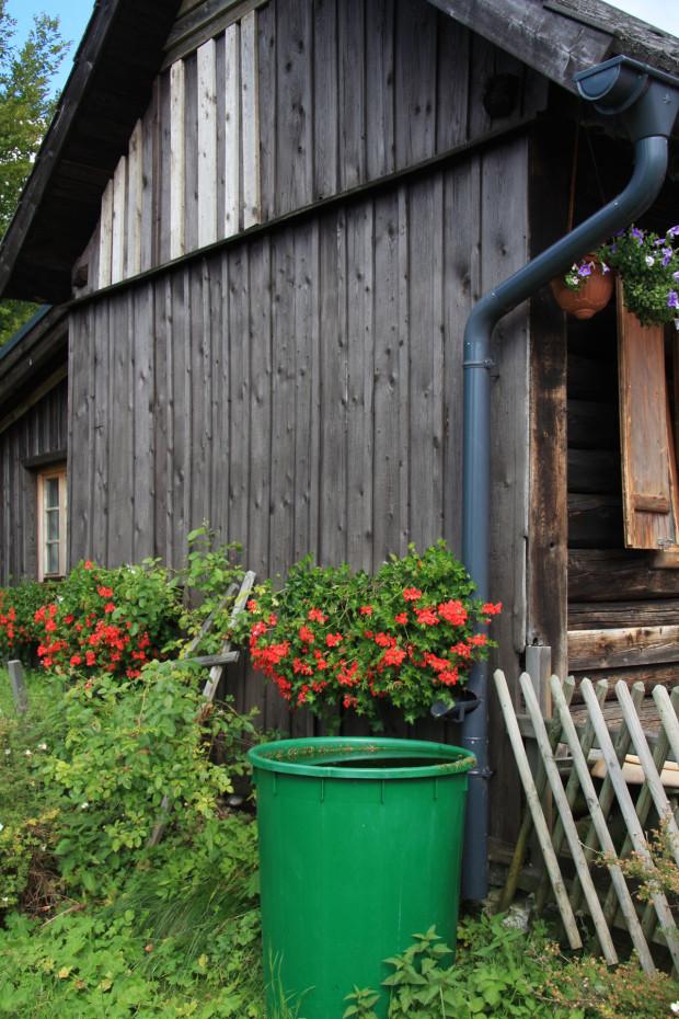 Sud s vodou na zalévání je vhodné umístit na nezastíněné místo.  (foto: thinkstock.cz)