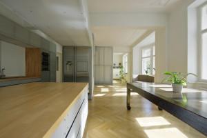 Originální rekonstrukce secesního bytu