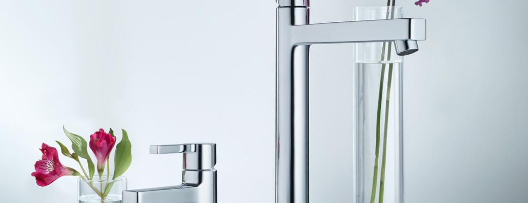 Baterie do každé koupelny: od nejmenších po největší
