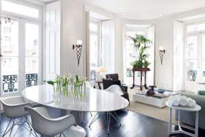Z kanceláře byt – úžasná proměna z Lisabonu