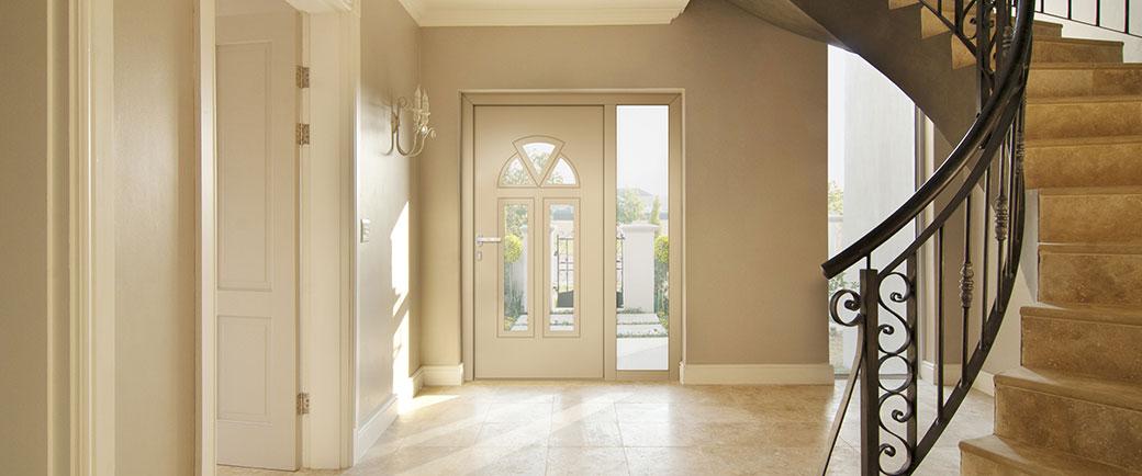 5 kroků ke správným vchodovým dveřím