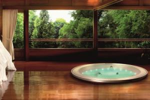 Jak vybrat vířivku pro interiér