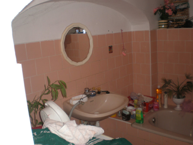 Koupelnové zátiší v roce 2009