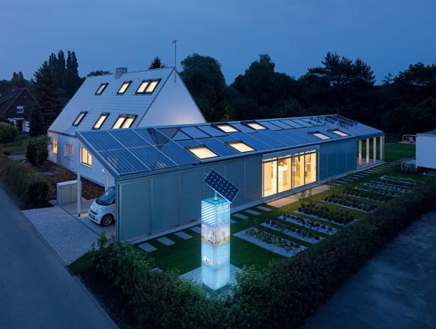 LichTaktiv Haus – rekonstrukce do aktivního standardu