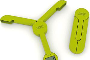 Skládací kuchyňská digitální váha TriScale, Joseph Joseph, do 5 kg, 1195 Kč, Naoko