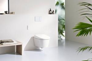 Geberit Aqua Clean Sela – nadčasová toaleta s integrovanou sprchou
