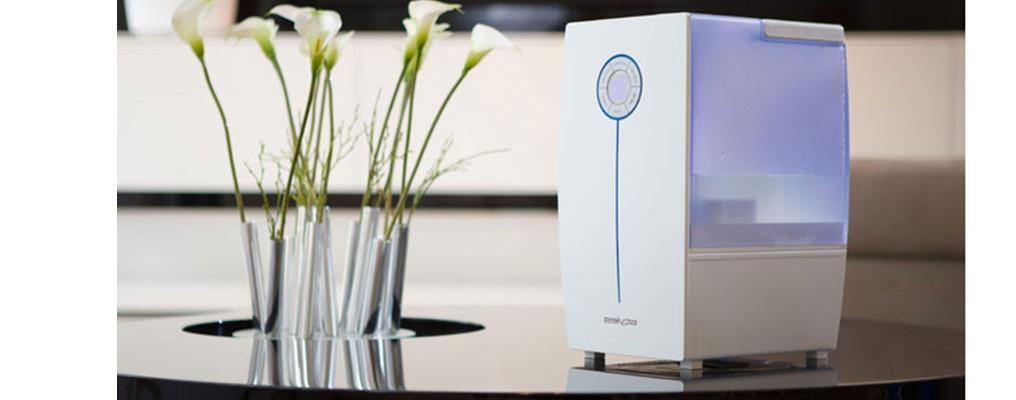 Výsledky soutěže o designové zvlhčovače vzduchu Stylies
