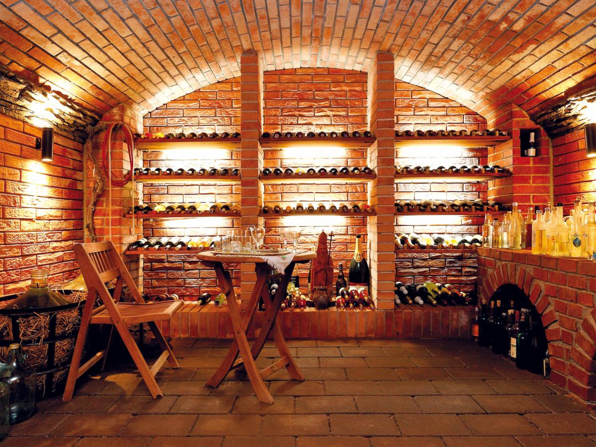 I v bytech má víno šanci důstojně si zastat své místo