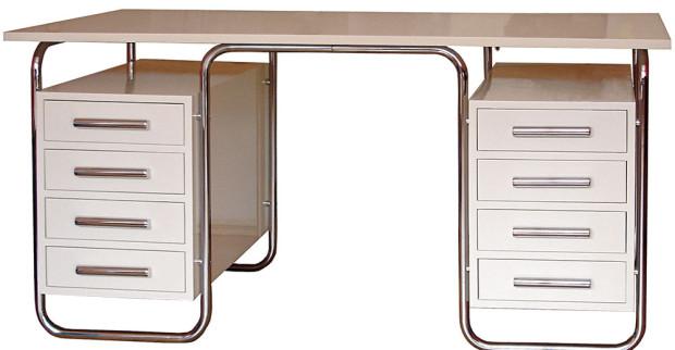 Reprodukce populárního psacího stolu z30. let 20. století od firmy Vichr, Modernista, od 22500 Kč