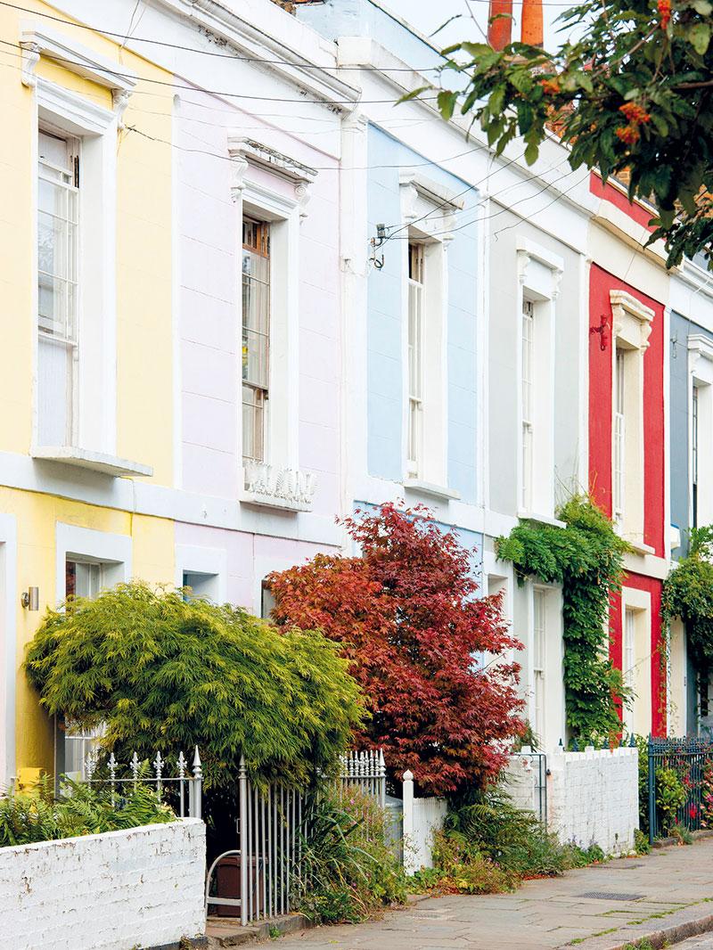 Už deset let bydlí Andrea ve čtvrti Kentish Town vseverozápadním Londýně amoc se jí tam líbí.