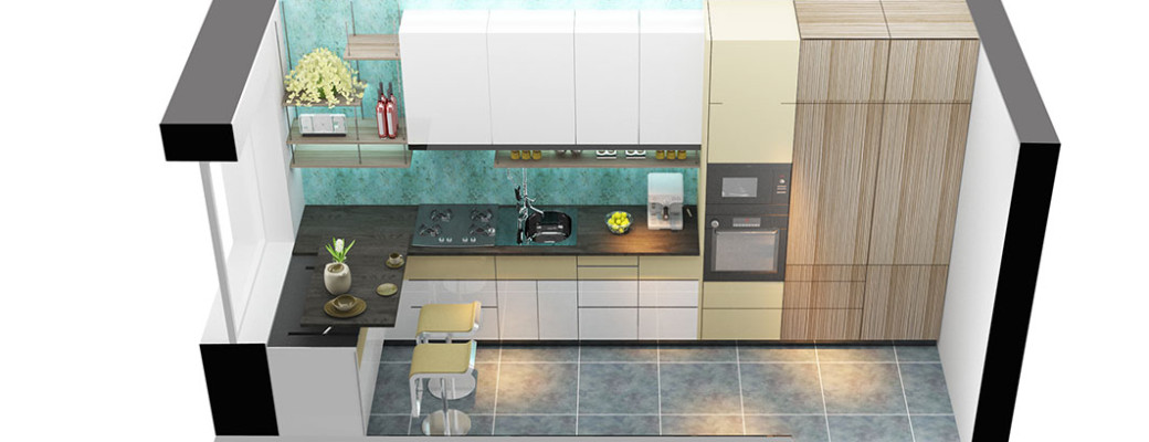 Malá kuchyň – velká výzva