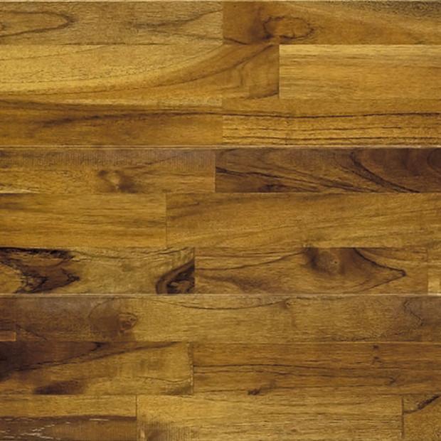 3 Masivní podlaha z teakového dřeva, kolekce iFLOOR, lakovaná povrchová úprava, vysoká trvanlivost obzvlášť ve vlhkém prostředí, 1 370 Kč / 1 m2, Stepstyle