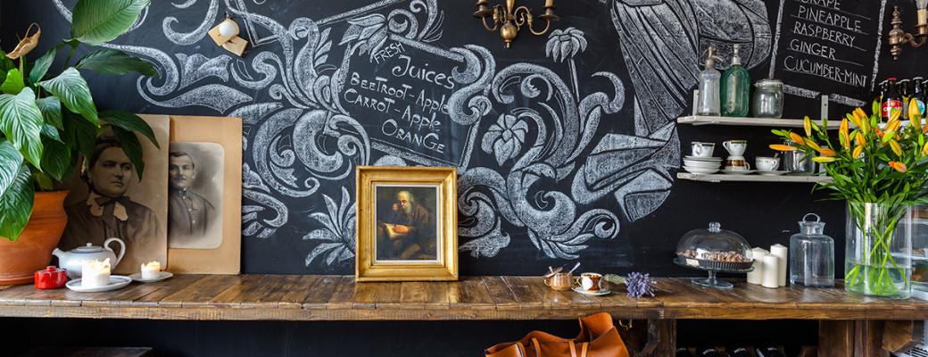 Seriál: Nejlepší nápady z kaváren 1. část