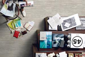 (foto: Objectflor, kolekce Expona Design, dekor Stone, prodává Koratex)