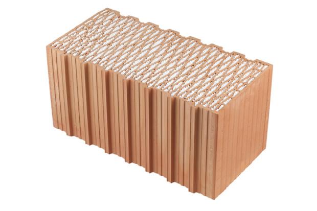 Broušený cihelný blok HELUZ Family 50 2in1