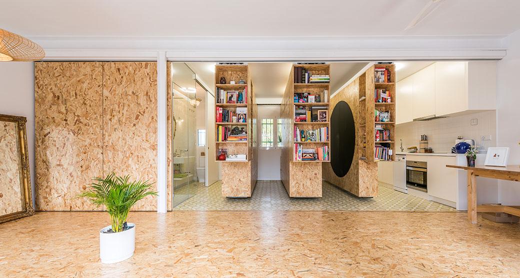Pohyblivý domov – netradiční řešení pro malé interiéry