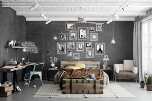 Nadčasový industriál – tipy pro stylový domov