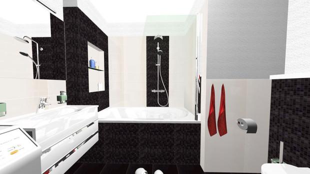 3 inspirativní návrhy pro jednu malou koupelnu