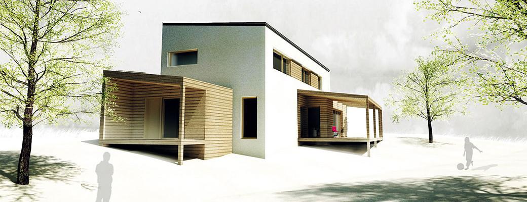 Svépomocná výstavba pasivního domu krok za krokem