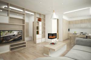 Nové bydlení pro manželský pár v důchodu