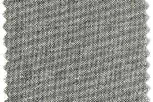 Šedá barva je vhodná na textilie a doplňky.
