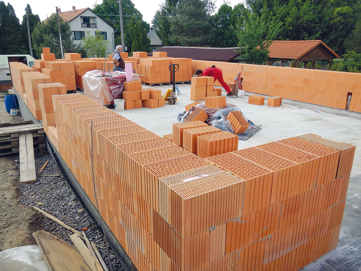 Praktický průvodce stavbou rodinného domu
