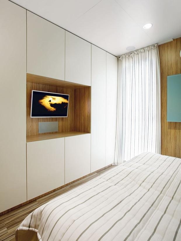 Standardní součástí freedomků jsou kvalitní dřevěná eurookna adveře smikroventilací, LED diodová svítidla, vytápění adalší komponenty. FOTO FREEDOMKY S. R. O.