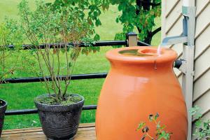 Co byste měli vědět o využití dešťové vody