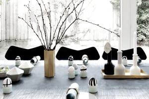 Velikonoční dekorace tradičně i netradičně