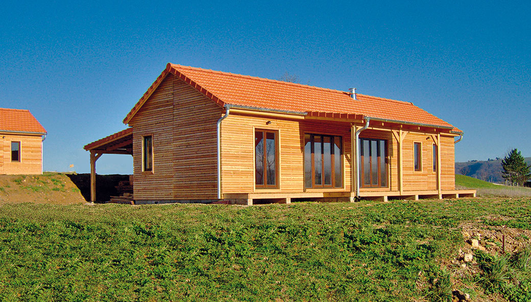 Vše o montovaných domech