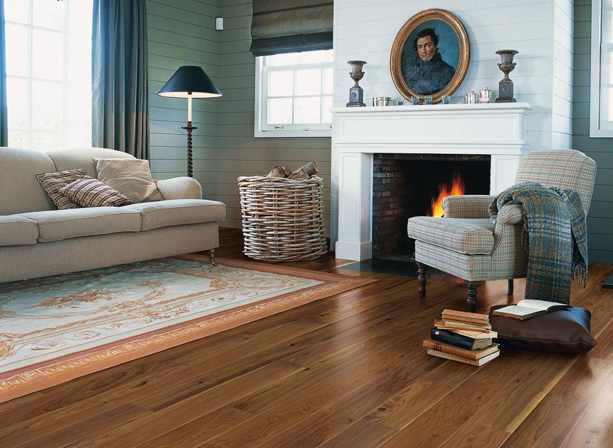 Dřevěnou podlahu asi předčí jen málokterá jiná. Je příjemná, odolná, skvěle vypadá amá mnoho podob: tvarů, vzorů ibarev apovrchových úprav. zdroj: quick-step