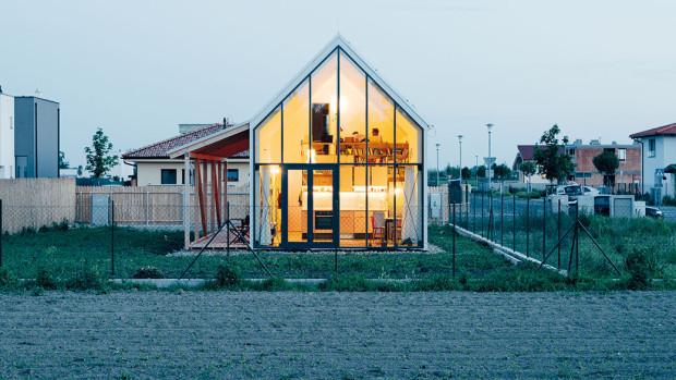 Vysoce oceňovaný dům za rozumné náklady