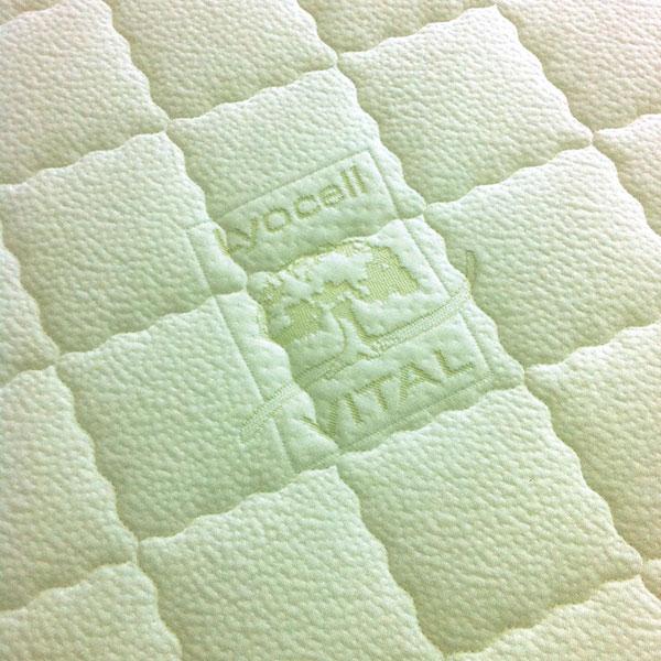 Lyocell je univerzální – používá se pro výplně ijako svrchní materiál na matrace, povlečení apod. FOTO WIKIMEDIA