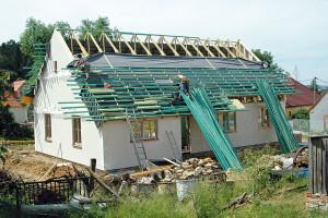 Kompletace střechy FOTO ATRIUM