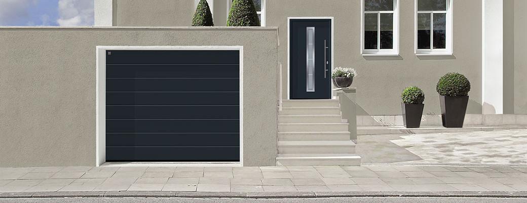 V akci společnosti Hörmann lze pořídit garážová vrata za 19 999 korun