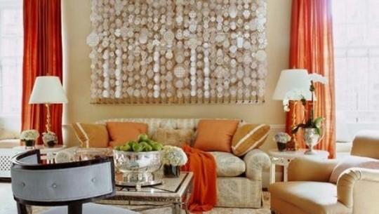 dekorace do bytu - podzim
