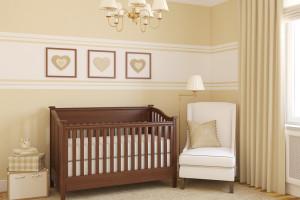 dětský nábytek - postýlka