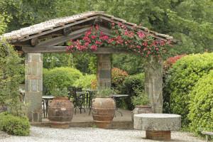 Záhradní pergola - HOME