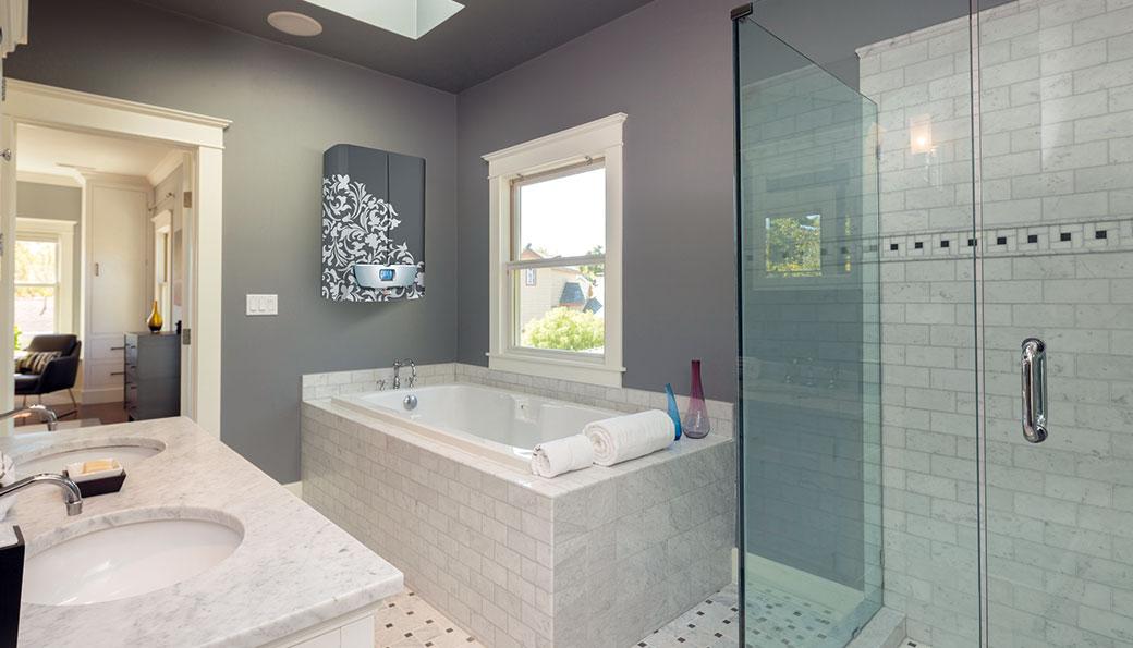 Krásna koupelna bez kompromisů