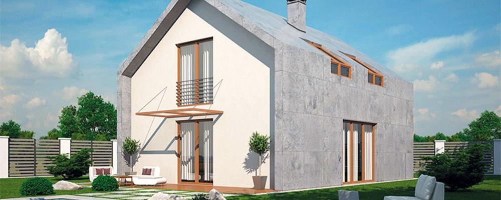 Střecha dělá dům