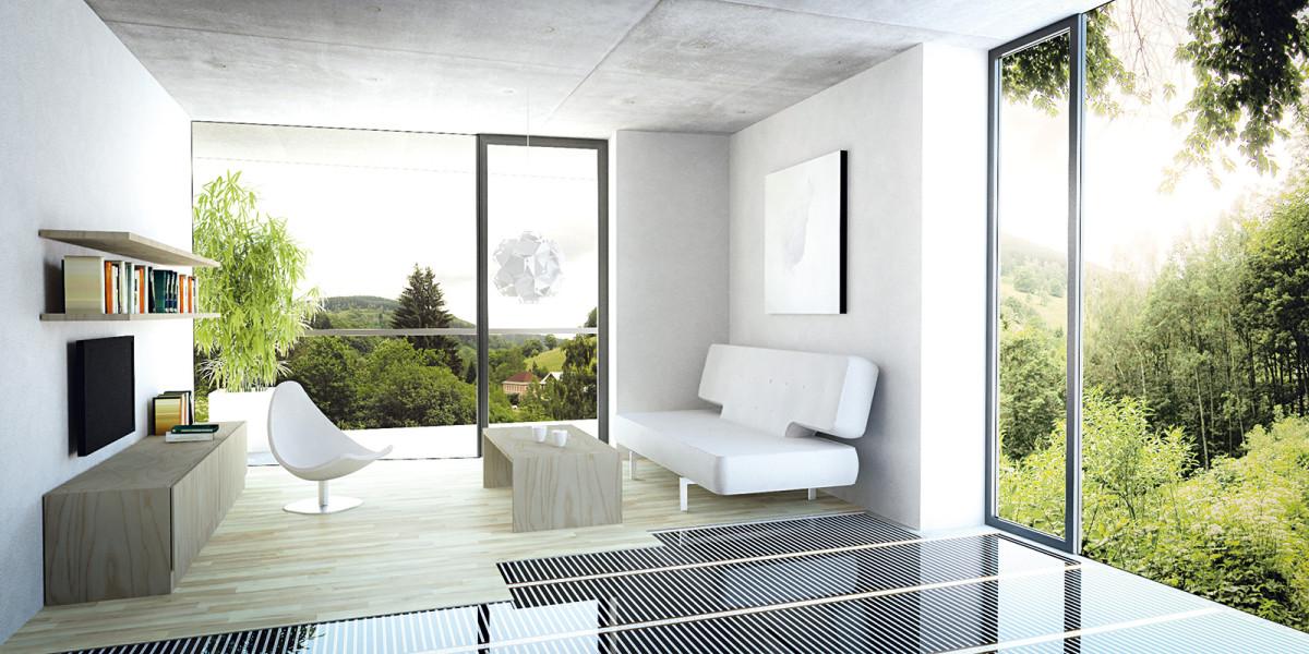 Proč se rozhodnout pro podlahové vytápění?