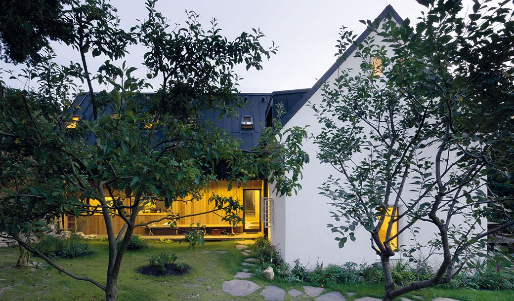 Proměna tradičního venkovského domu, která vás určitě překvapí